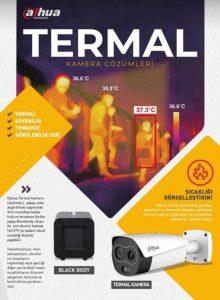 termal kamera- korona